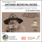 HOMENAJE EN VIDA A ANTONIO BEORCHIA NIGRIS